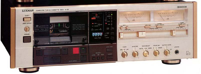 GUERRA CIVIL JAPONESA DEL AUDIO (70,s 80,s) Luxmank051
